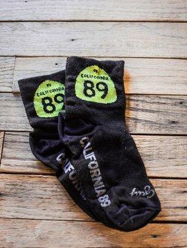 California 89 CA89 Sock Guy Bike Socks