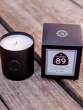 California 89 CA89 Custom Candle