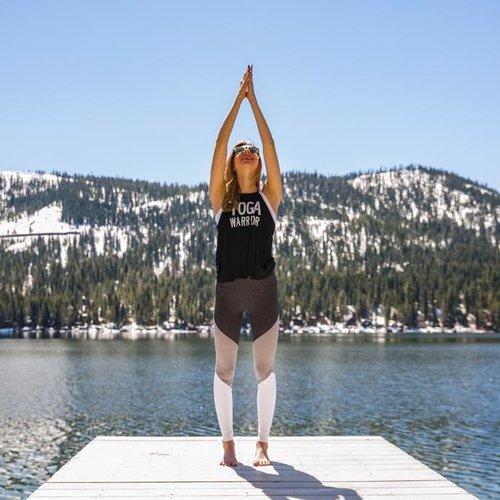 Women's Onzie High Rise Track Legging