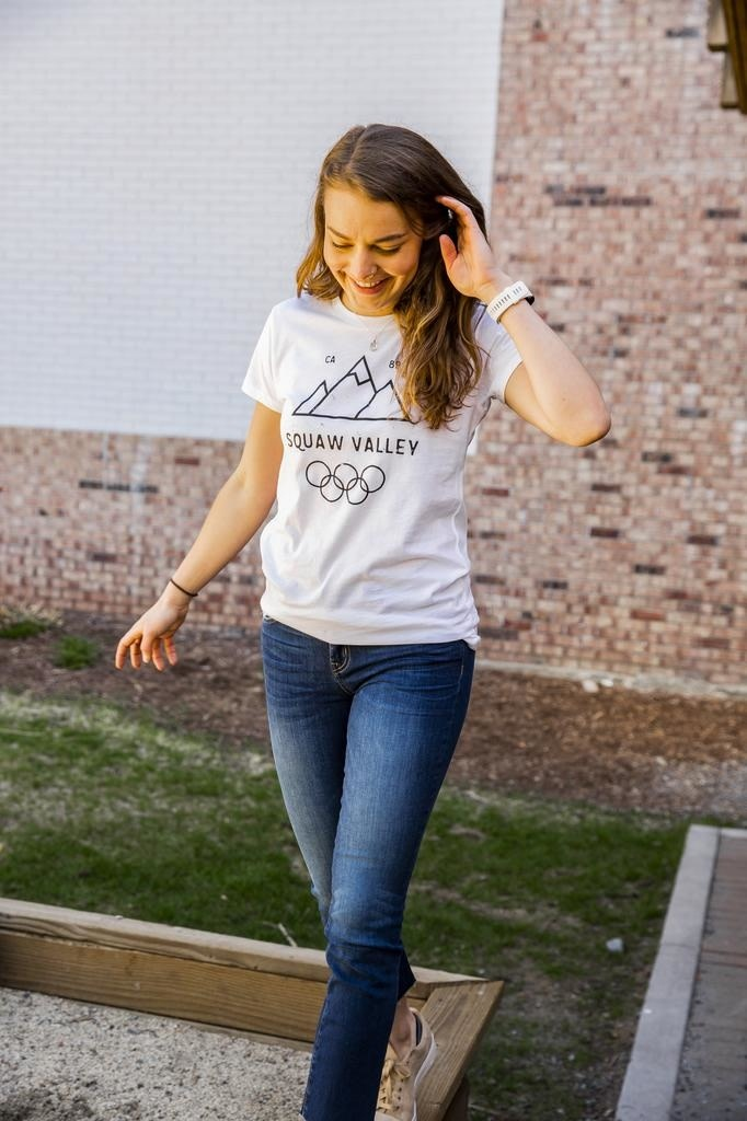 California 89 Women's Squaw Valley Tee