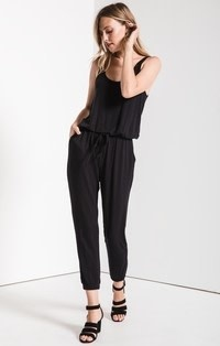 California 89 Women's Z Supply Tank Jumpsuit