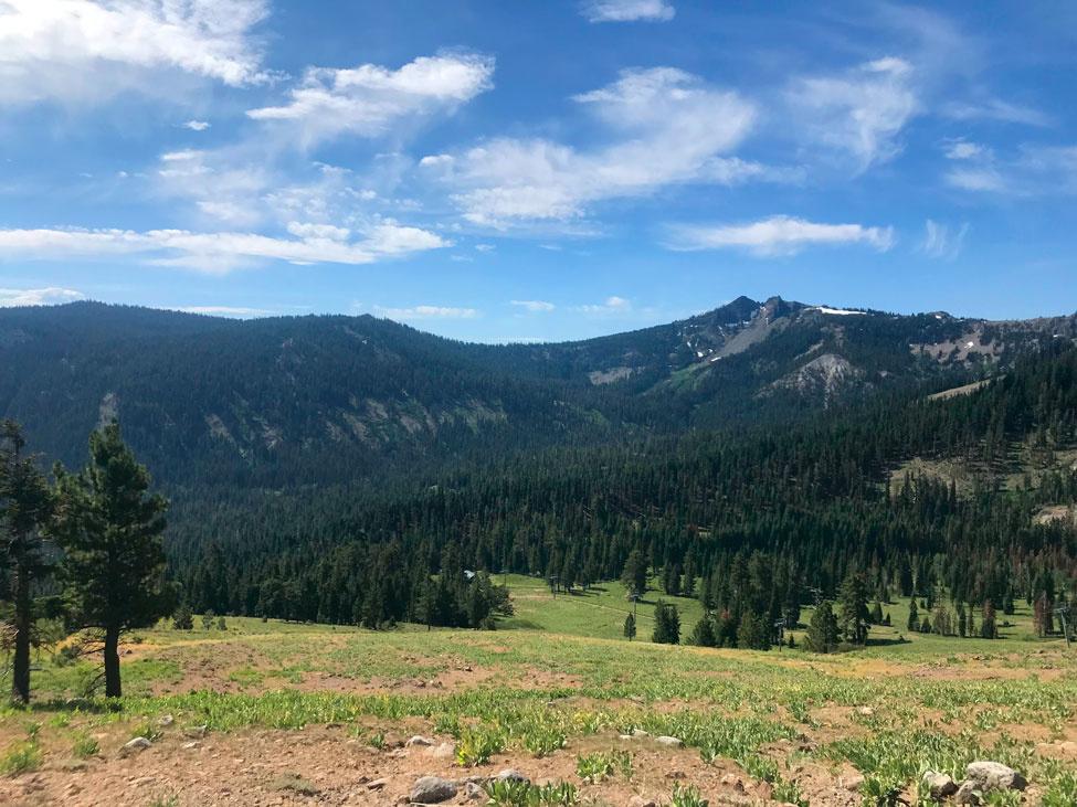 California 89 Hike of the Week - Top of Alpine Meadows