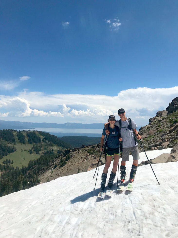 Hike of the Week to the Top of Alpine Meadows