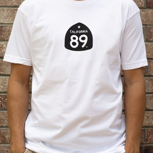 California 89 Men's Short Sleeve Gondola T-shirt