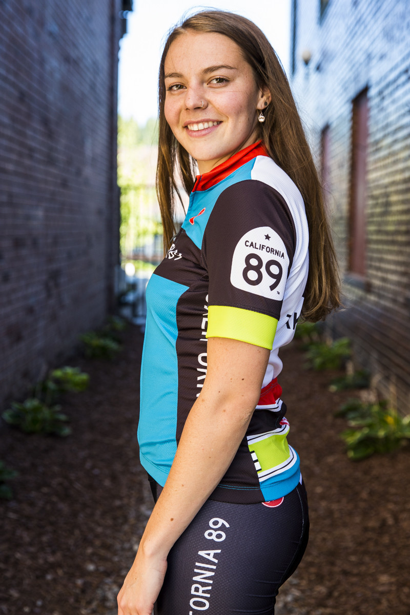 California 89 Original Women's Castelli Bike Jersey