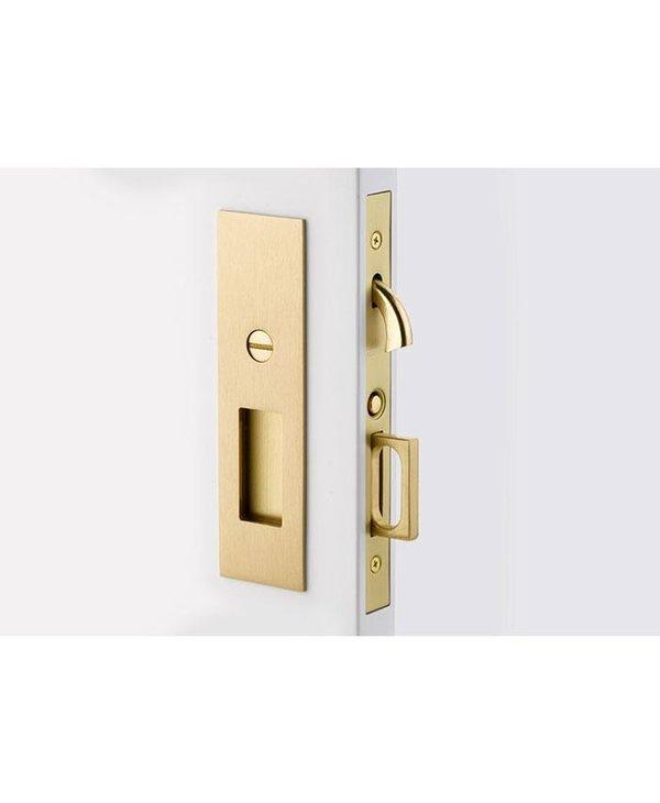 Narrow Modern Privacy Pocket Door Set