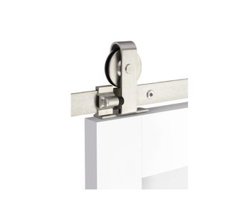 Classic Top Mount - Stainless Steel