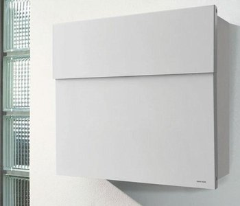 Wall Mount Letterman 4 Mailbox