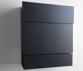 Wall Mount Letterman 5 Mailbox