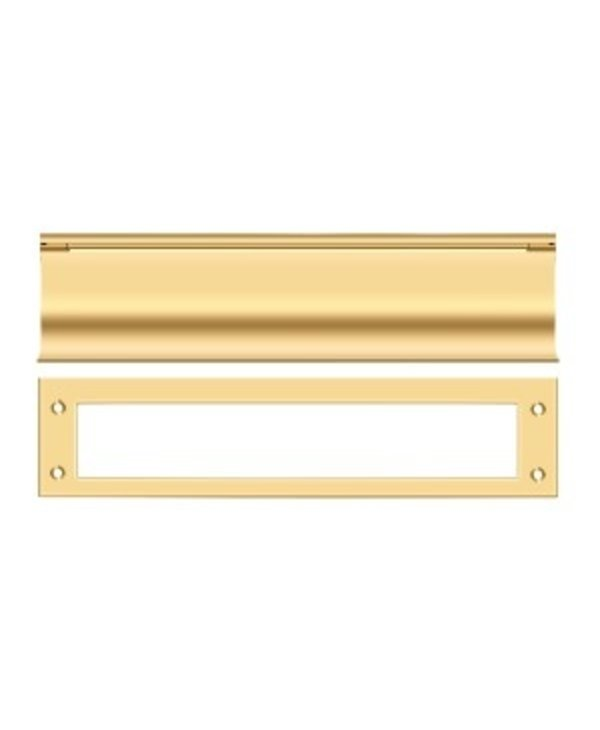 """Transitional 13"""" Mail Slot"""