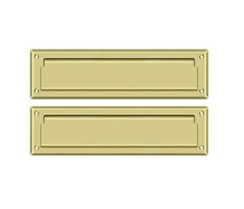 """Traditional  13 1/8"""" Back to Back Mail Slot"""