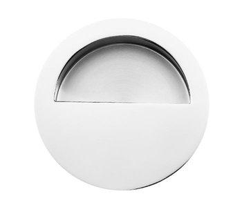Round Offset Flush Pulls
