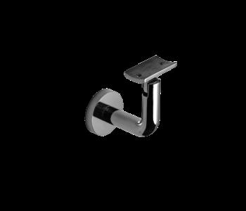 Modern Curved Arm Handrail Bracket