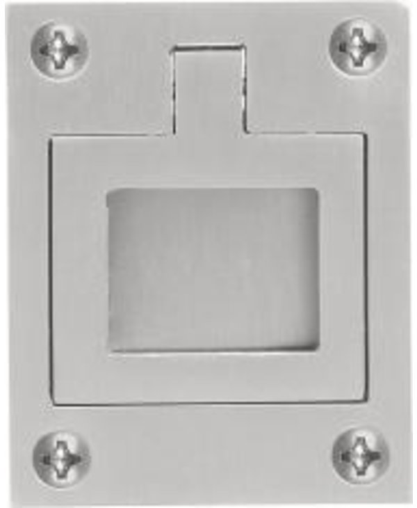 One By Piet Boon Square Flush Ring Pull