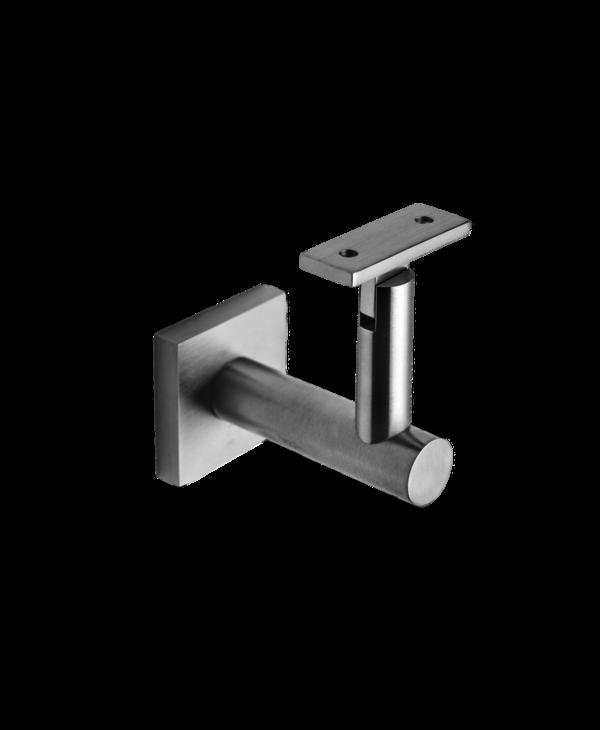 Modern Tubular Arm Handrail Bracket