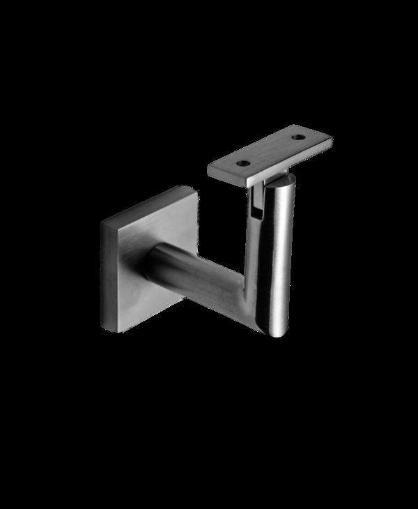 Modern Round Arm Handrail Bracket