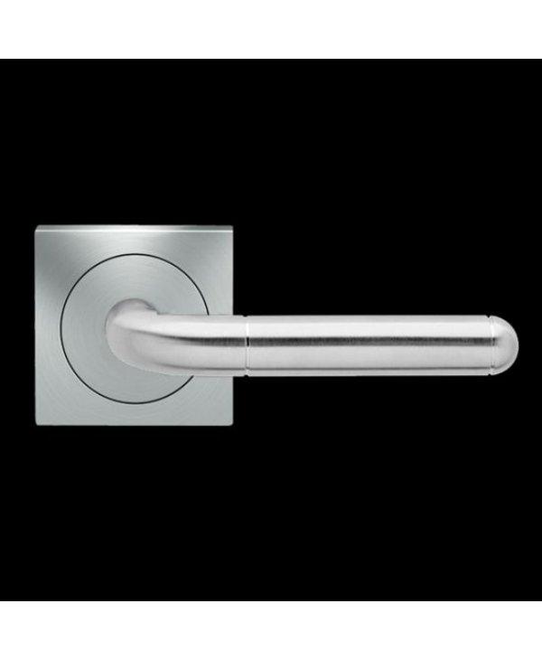 Lignano Steel Passage lever Set For Fire Doors