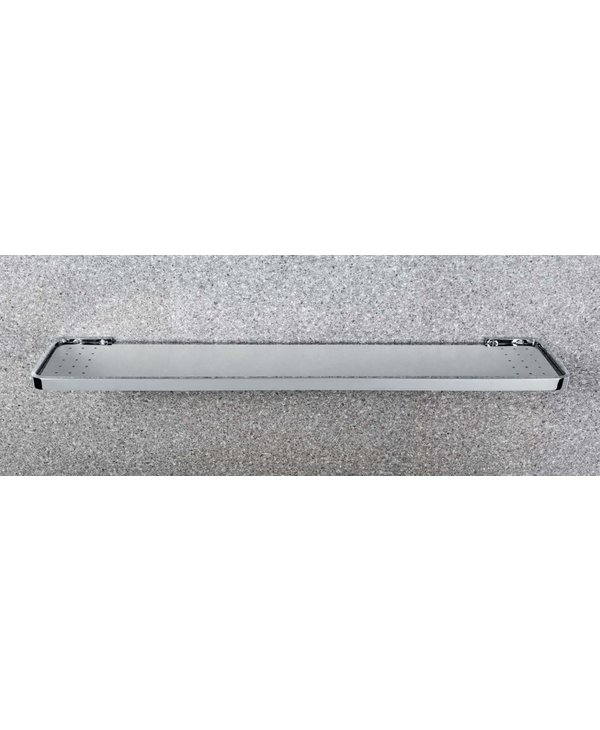 Time Stainless Steel Shelf