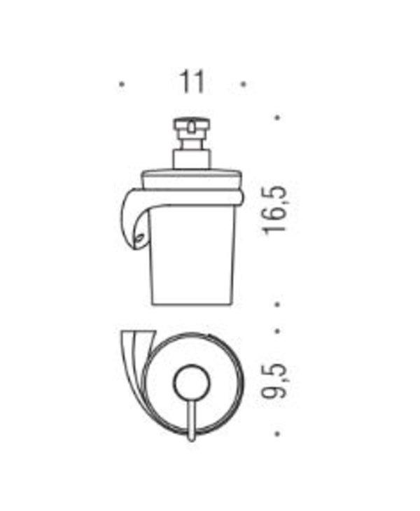 Link Soap Dispenser