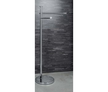 Plus Standing Column With Two Towel Holders