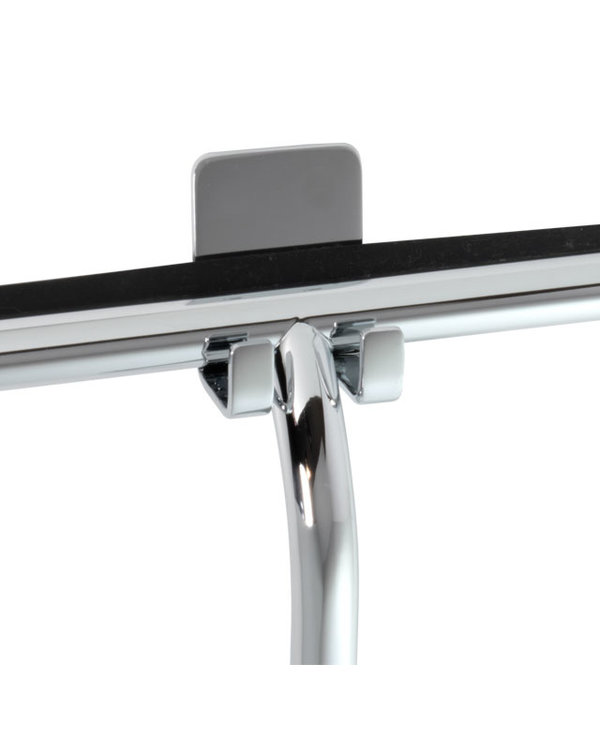 """9 1/2"""" Shower Squeegee with Square Hook SS0100"""