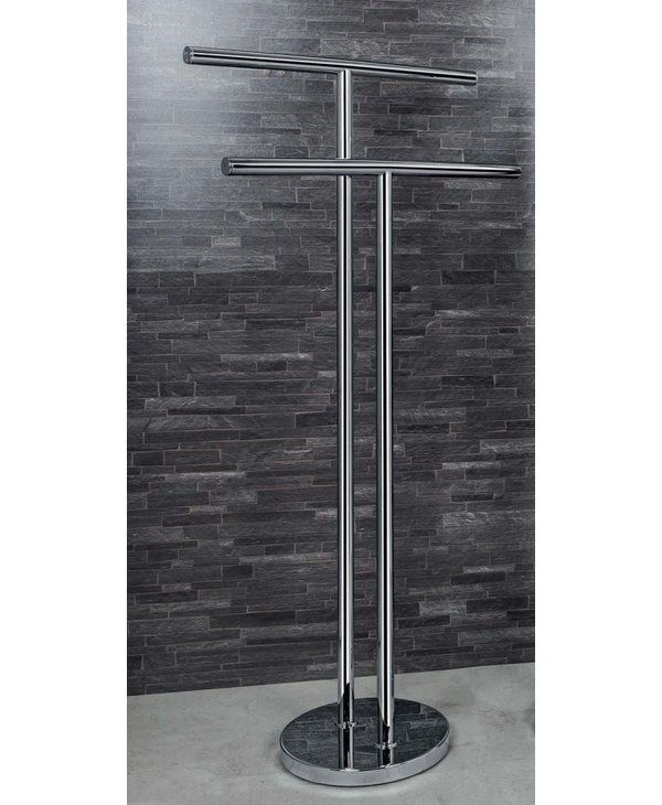 Plus Standing Column With Four Towel Holders