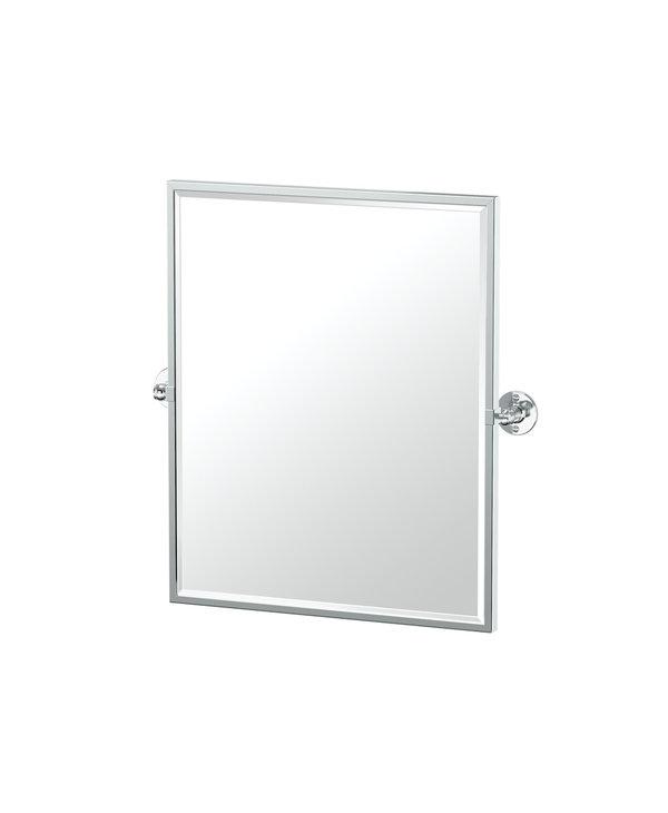 Cafe Framed Rectangular Mirror