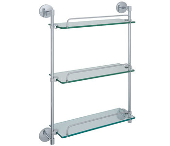 Classic-R Triple Glass Shelf