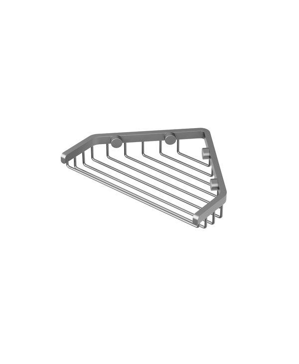 """Corner Shower Basket 7"""""""