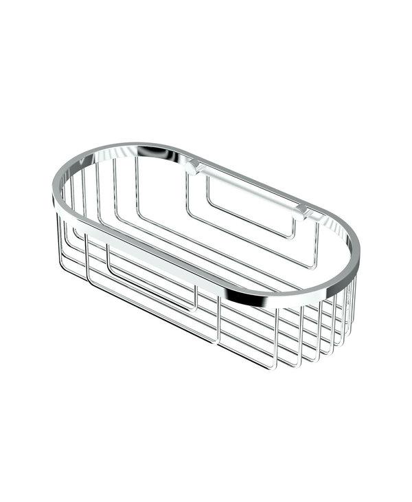 Oval Shower Basket