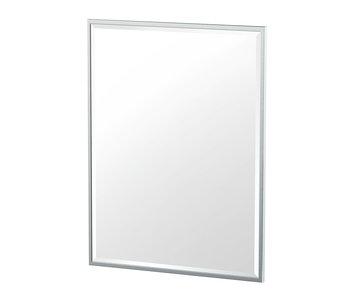 Flush Mount Framed Rectangle Mirror