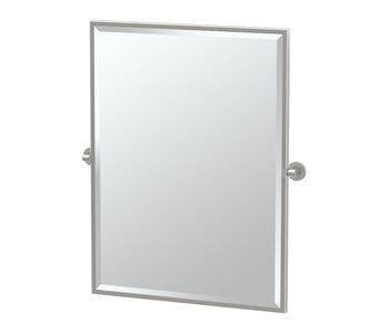 Zone Framed Rectangle Mirror