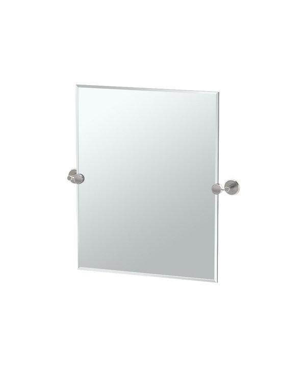 Latitude II Rectangle Mirror