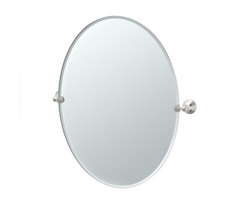 Charlotte Oval Mirror