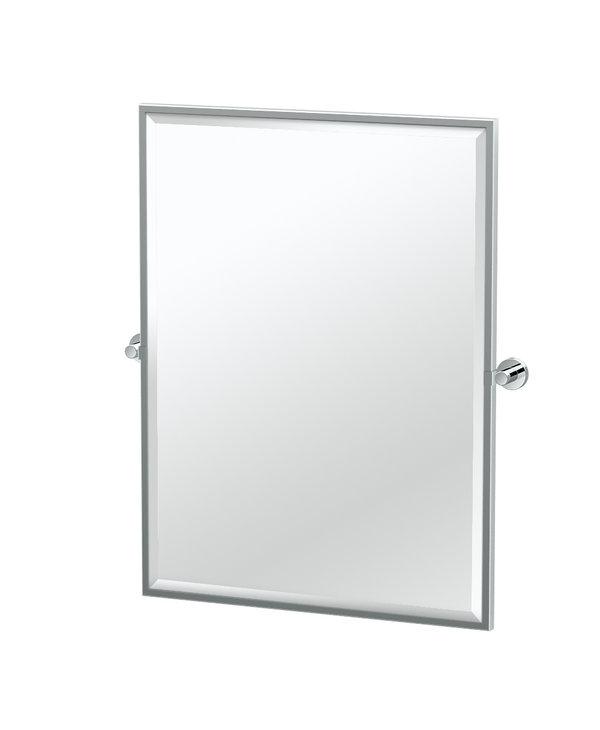 Glam Framed Rectangle Mirror