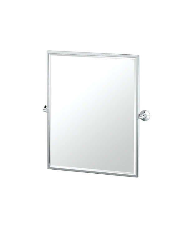 Max Framed Rectangle Mirror
