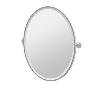 Marina Framed Oval Mirror