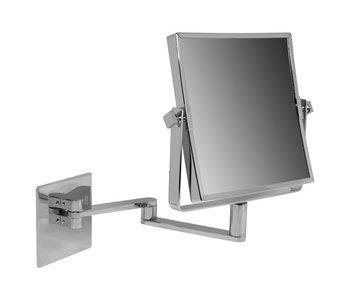 Non-Lit Wall Mount Swing Mirror 2025