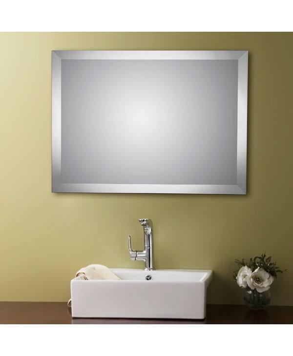 Beveled Frame Mirror M30009L