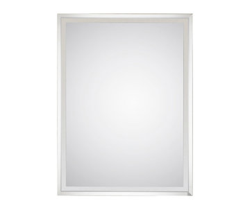 Beveled Mirror with Frosted Insert M31007