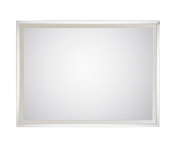 Beveled Mirror with Frosted Insert M31007L