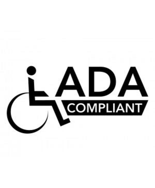 ADA Safety Bar - Straight 26 S3224ADA