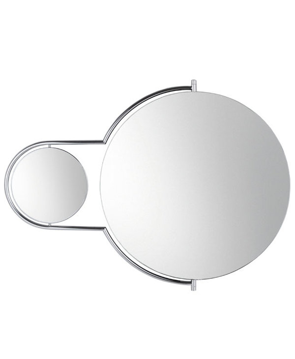 Hinged 3x Magnification Mirror H01641