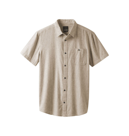 Prana prAna Jaffra Short Sleeve Shirt Men's