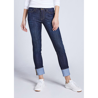 DUER Dish by DUER Adaptive Denim Straight & Narrow Women's