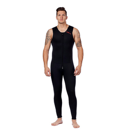 Level Six Level Six Farmer John Zip Neo Wetsuit 3mm