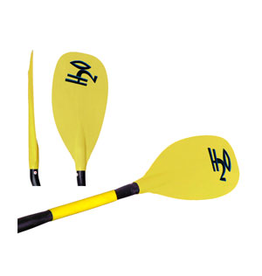 H2O H2O Kids Fibergalss Straight Shaft WW Paddle
