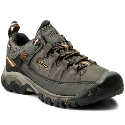 Keen Keen Targhee III Leather WTPF Low Hiking Shoe Men's