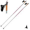 KV+ KV+ Campra Quick Clip 30% Carbon Ski Pole