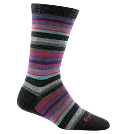 Darn Tough Darn Tough Sassy Stripe Crew Light Women's Sock